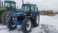 tracteur  7740 NEW HOLLAND  FORD