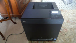 Dell Color Laser Printer 2130cn .