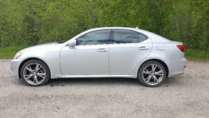 2008 Lexus IS250 AWD