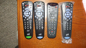BELL SAT/TV REMOTES London Ontario image 1