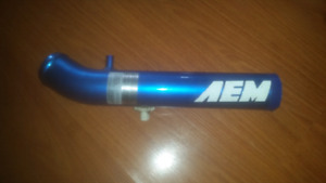 AEM Cold air intake pipe