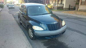 2003 Chrysler PT Cruiser Winter beater