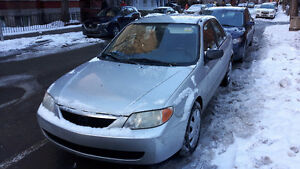 2002 Mazda Protege Other