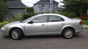 2005 Chrysler Sebring Familiale