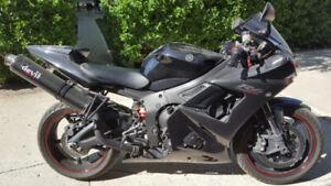 2005 Yamaha R6 Raven (Sell or Trade)