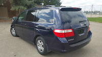 2007 Honda Odyssey FULLY LOADED DVD AND CLEAN