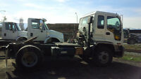 2001 GMC Cab Over tractor air brakes