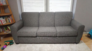 Grey Ashby Couch from Leon's