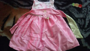 Girls size 3 formal dresses