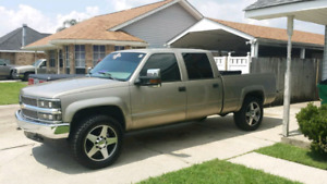 Looking for a c/k crew cab