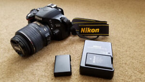 Nikon D5100 & Accessories (Great Deal For New Photographers!)
