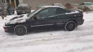 Acura Integra 2000 as is. Scrap or for parts. 3 cylinder