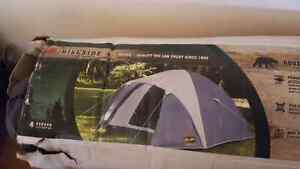4 person tent.