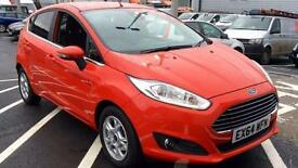 2014 Ford Fiesta 1.6 TDCi Titanium ECOnetic 5dr Manual Diesel Hatchback