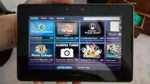 32 GB Blackberry playbook