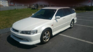 2000 Honda Accord SIR wagon RHD JDM