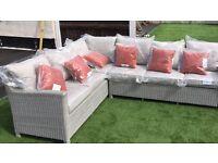 Brand New Blooma Praslin Corner sofa