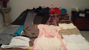 Lot de Vêtements de maternité et d'allaitement XS-S