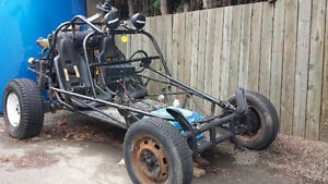 A VW Buggy Project for Sale