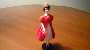 Barbie Hallmark Red Flare Kitchener / Waterloo Kitchener Area image 1