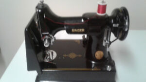 1949 Singer Featherweight Portable Sewing Machine