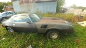 1981 Camaro Z28 Restoration Project