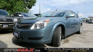 2009 Saturn Aura XE | NO ACCIDENT | BLUETOOTH | LOW KM | CERTIFI