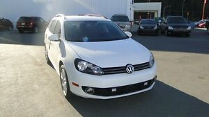 2011 Volkswagen Golf Wagon 2.0 TDI Highline DSG
