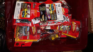 All kind of Hot wheels and Johnny lightnings of different serie