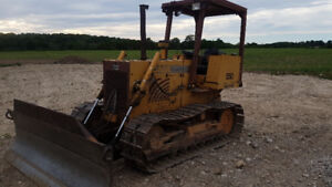 550 Case Bulldozer