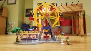Grande roue Playmobile