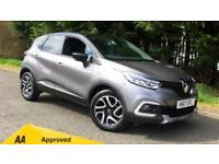 2017 Renault Captur 0.9 TCE 90 Dynamique S Nav 5dr Manual Petrol Hatchback
