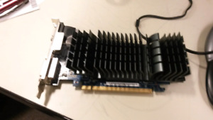 Silent - video card asus gt610 2gb