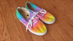 Tie Died Sneakers