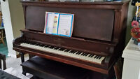 Piano, Heinzman & Co. Upright DELIVERY INCLUDED!