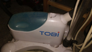 Tobi steam iron