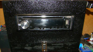 PIONEER DECK AND SPEAKERS WITH SUB