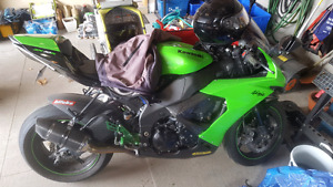 2009 ZX10r - Fully Loaded