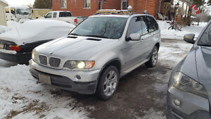 2001 BMW X5 4.4 SUV, Crossover Very Clean