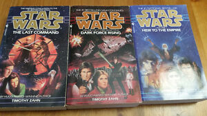 Star wars novels bundle #1