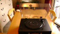 Record Player/CD Recorder