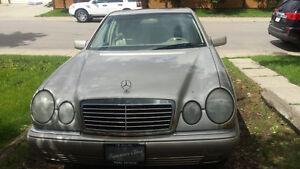 1999 Mercedes-Benz E-Class Sedan