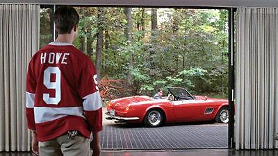 Der Ferrari von Camerons Dad