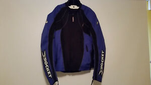 Joe Rocket Textile Jacket SIZE LARGE