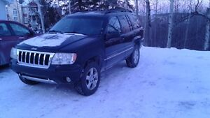 2004 Jeep Grand Cherokee VUS