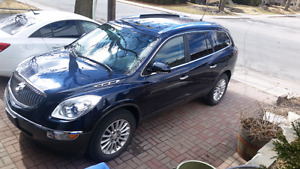 MUST GO 2011 BUICK ENCLAVE CXL SUV CROSSOVER NEGOTIABLE