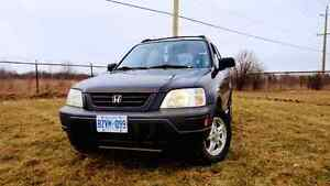 2001 honda crv as is