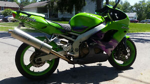 1999 kawasaki ninja zx9r for sale.