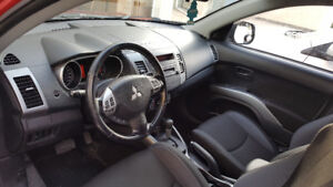 2008 Mitsubishi Outlander ,safetied, all wheel drive,clean title