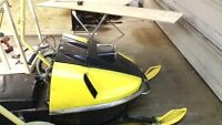 WANTED OLD SKIDOO SNOWMOBILES
